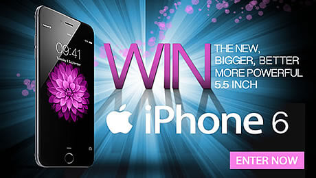 win a iphone 6 welcome prize reactor australia prize reactor 5257